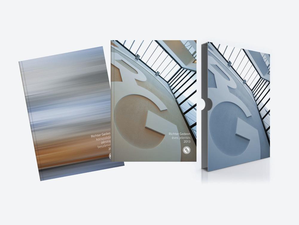 Richter Gedeon Éves Jelentés és Konszolidált Pénzügyi beszámoló 2013