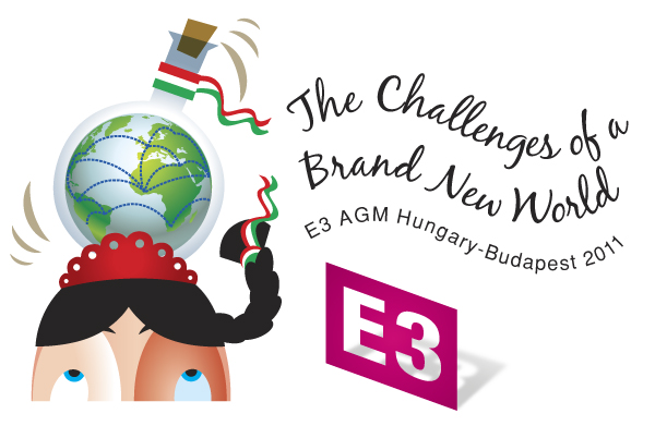 E3 Annual General Meeting in Budapest