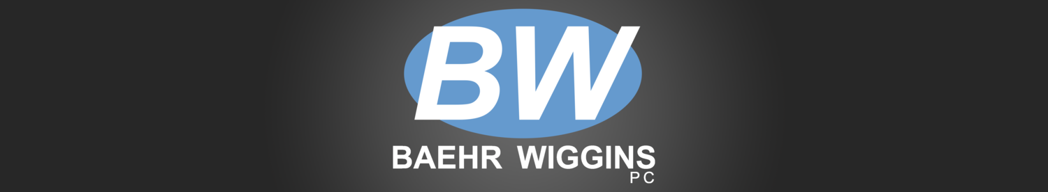 Baehr Wiggins PC - Bankruptcy Attorneys