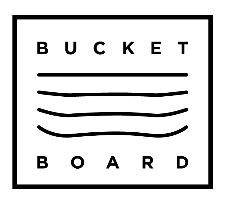 the bucket board
