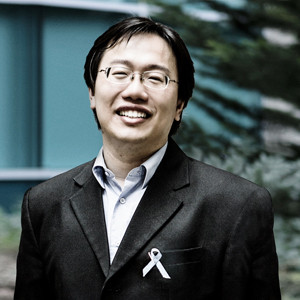 Jimmy Lin, MD, PhD, MHS  Chief Scientific Officer