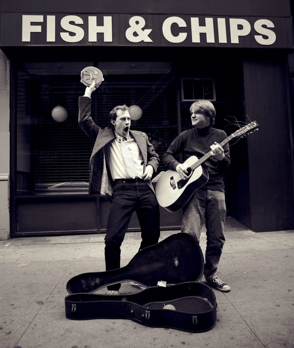 fish & chips . new york . 1994