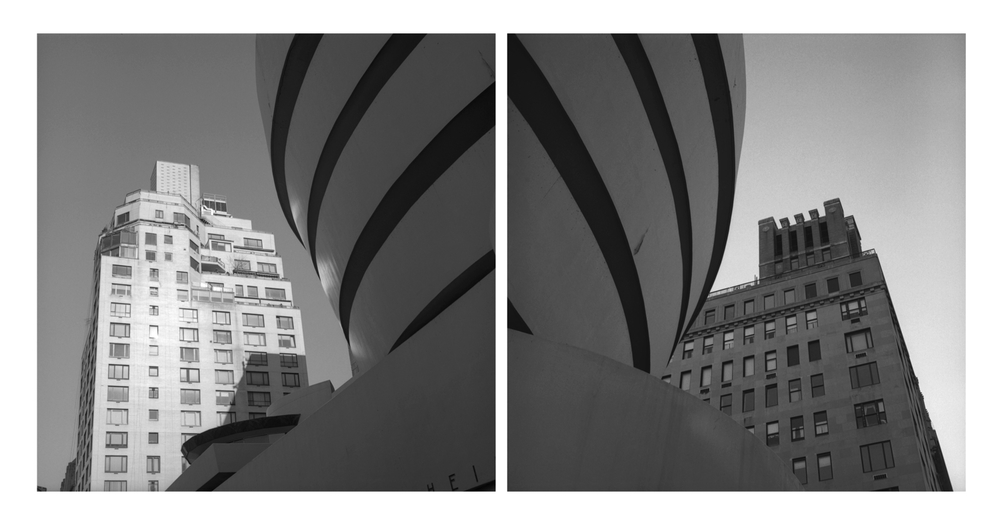 guggenheim museum . new york . 1999