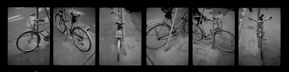 bike . 23rd st . new york . 1988