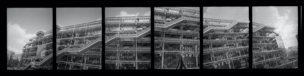 centre pompidou . paris . 2014