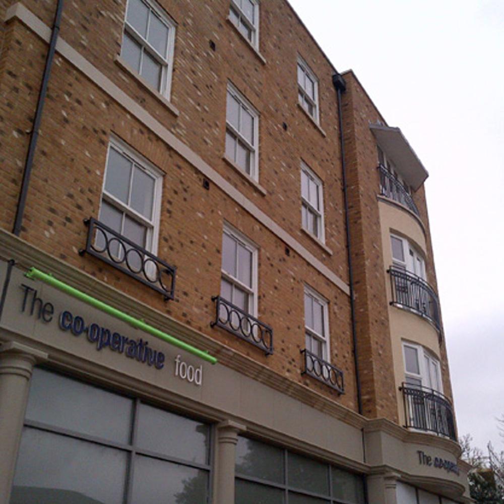 Residential Development  GDV: £5,800,000  Loan: £3,500,000