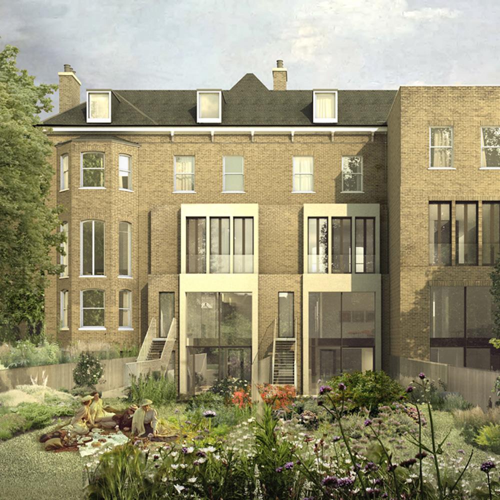 Residential Development GDV:  £12,500,000   Loan:  £1,579,000