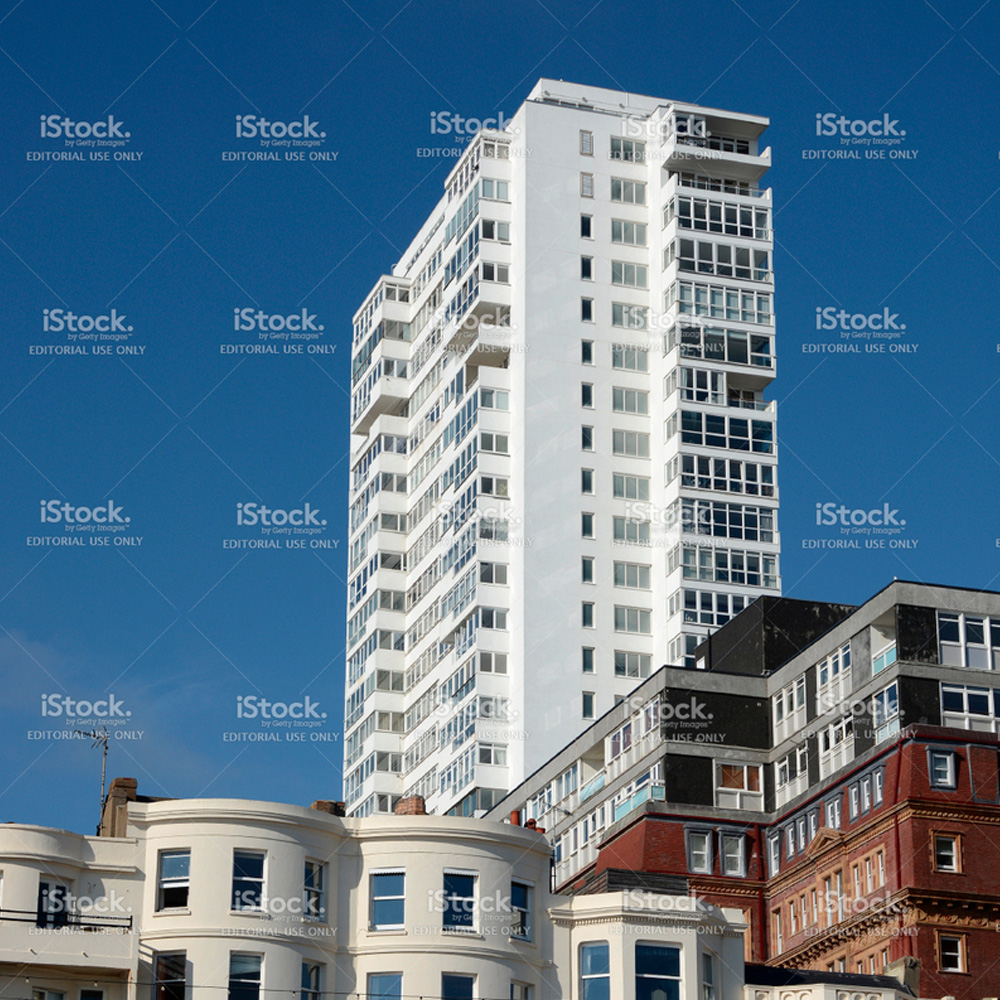 13 serviced apartments in Brighton with bar/restaurant on ground floor