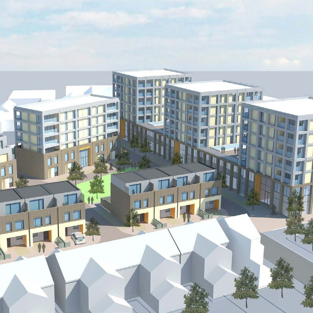 Residential Development in South London GDV: £38,500,000 Loan: £26,200,000