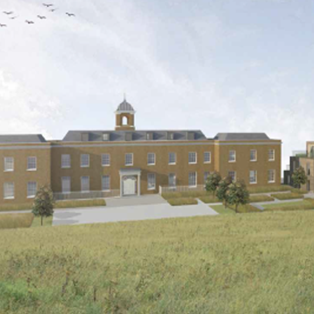 25 luxury residential apartments located in Ickenham,Middlesex
