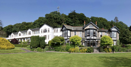 99 bed hotel in the Lake District