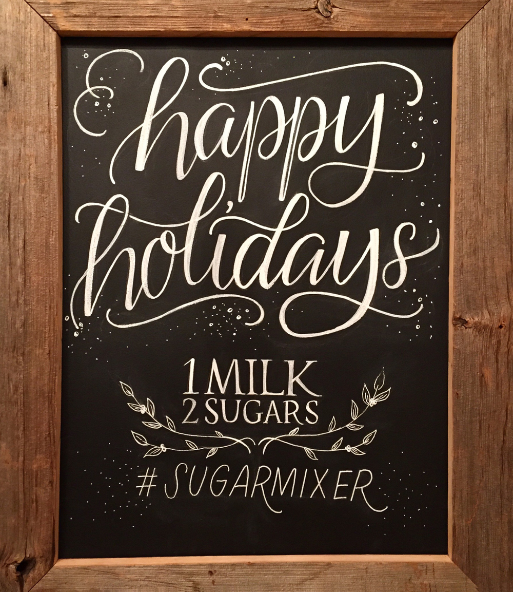1milk2sugars holiday party