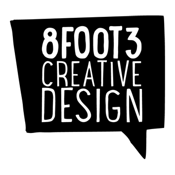 8FOOT3 Creative Design | Cirencester | Gloucestershire | Graphic Designer