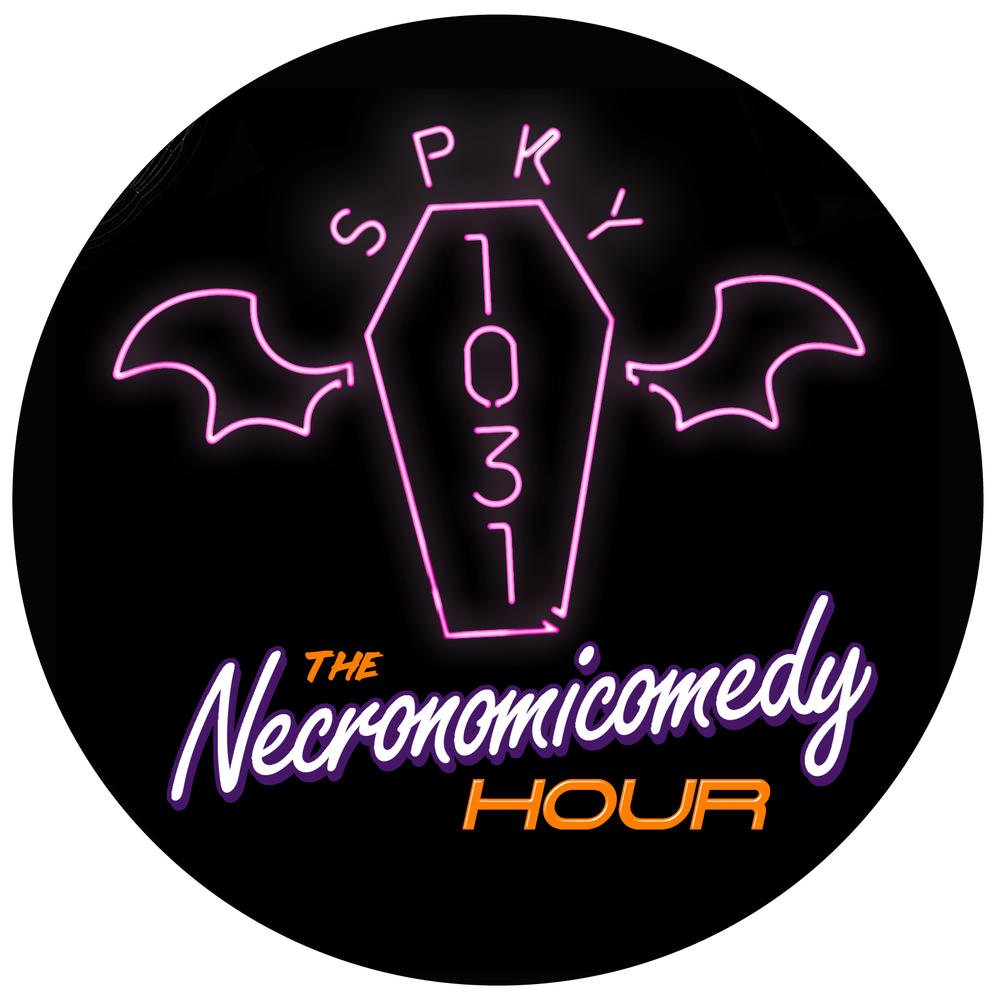 The Necronomicomedy Hour Podcast