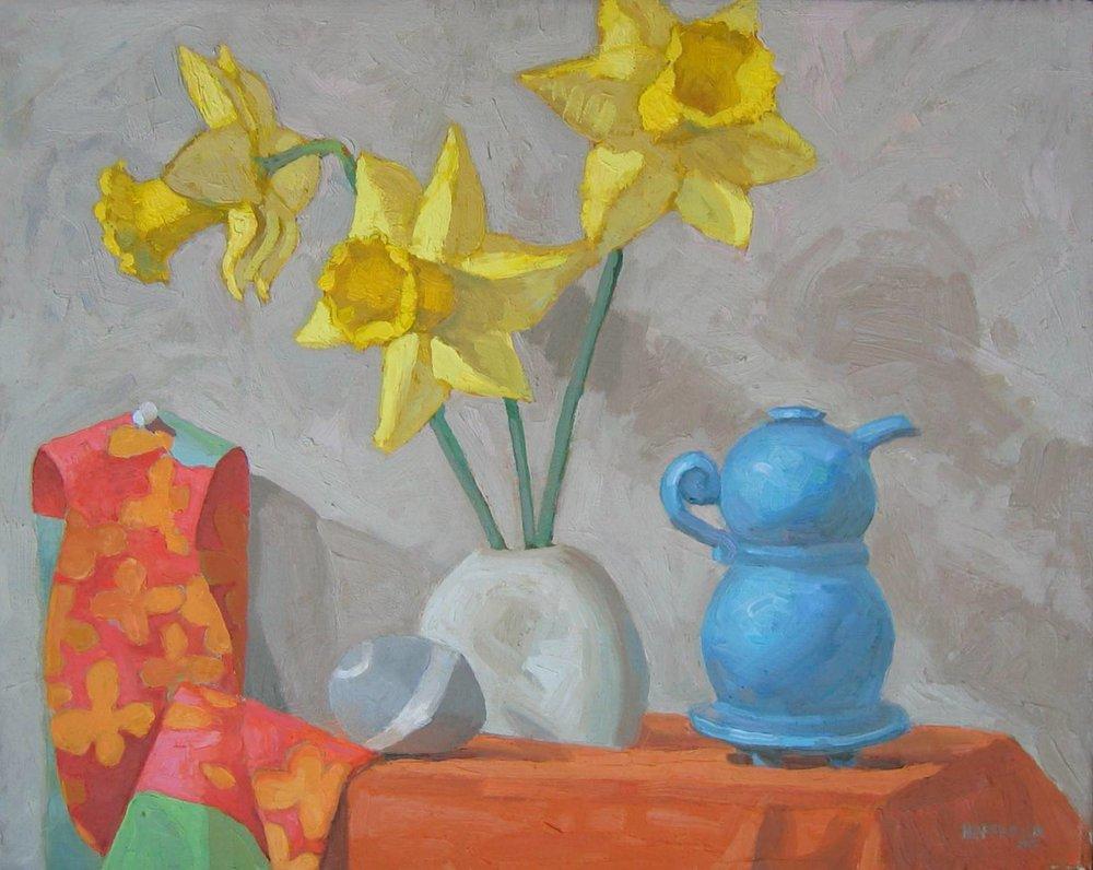Giant Daffodils (2010)