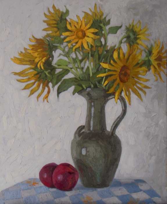 Spanish Sunflowers, II (2012)