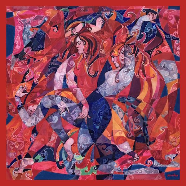 Red Flamenca
