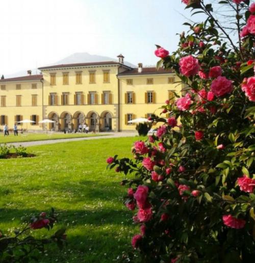 Villa Vitalba, outside Bergamo