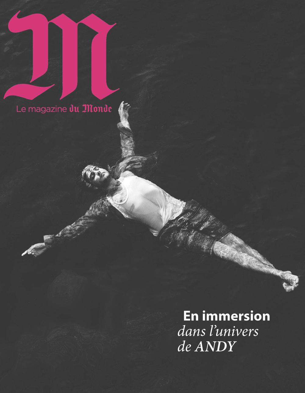 Andy Picci x M Le Monde