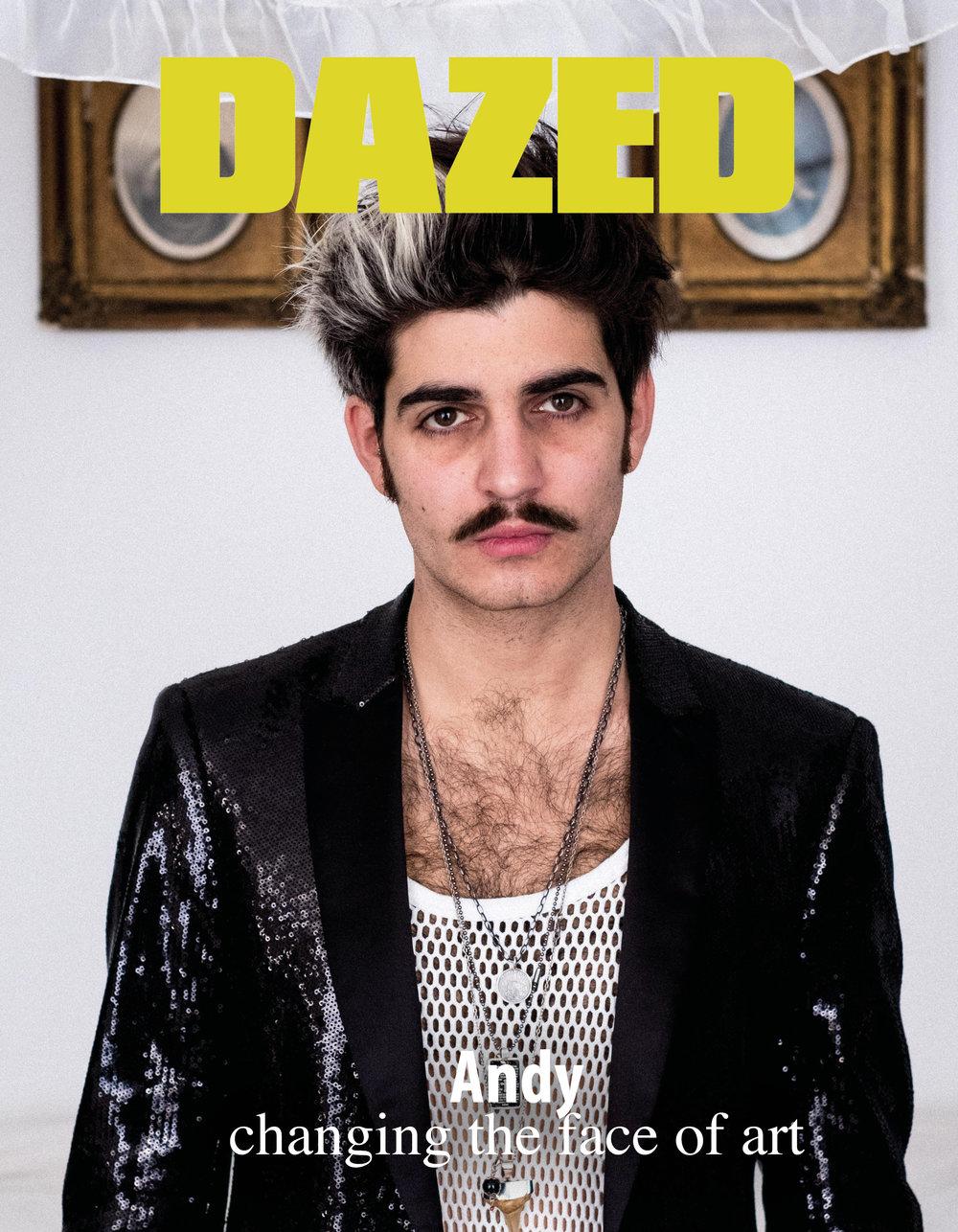 Andy Picci x Dazed