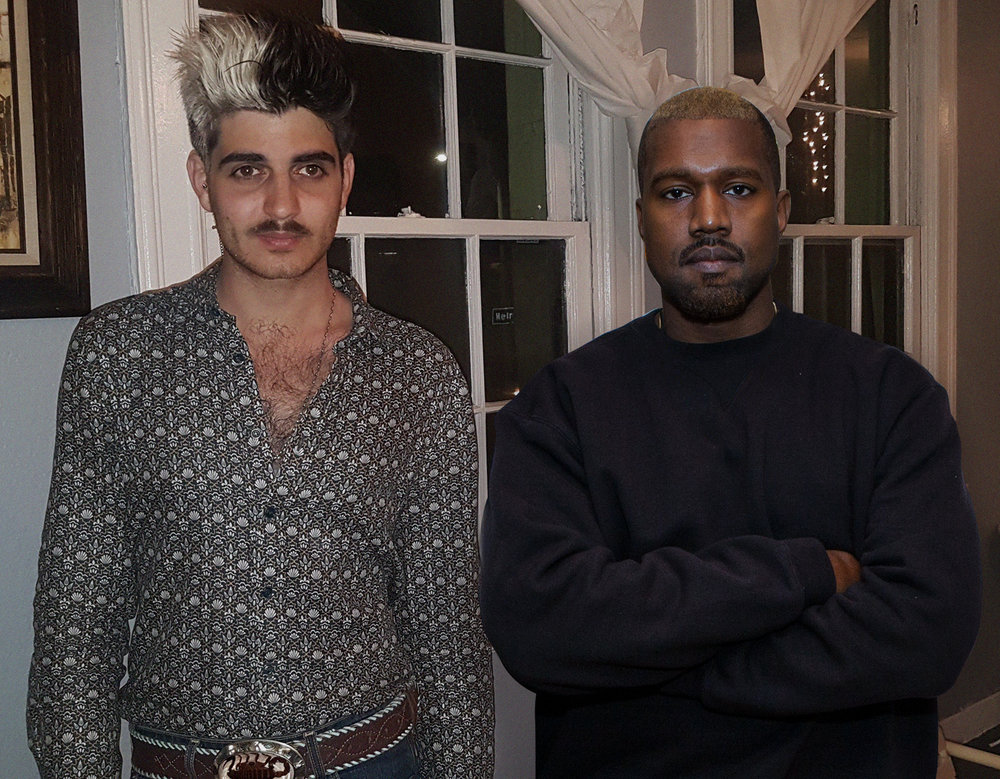 Andy Picci & Kanye West