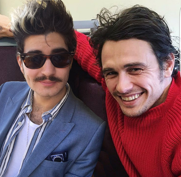 Andy Picci & James Franco
