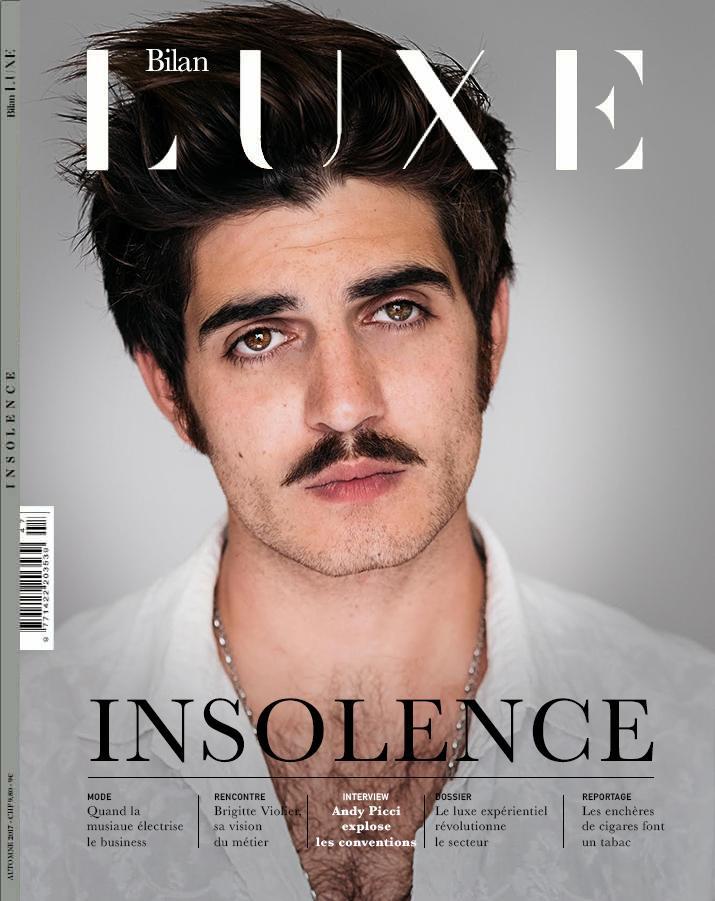 Andy Picci x Le Bilan Luxe