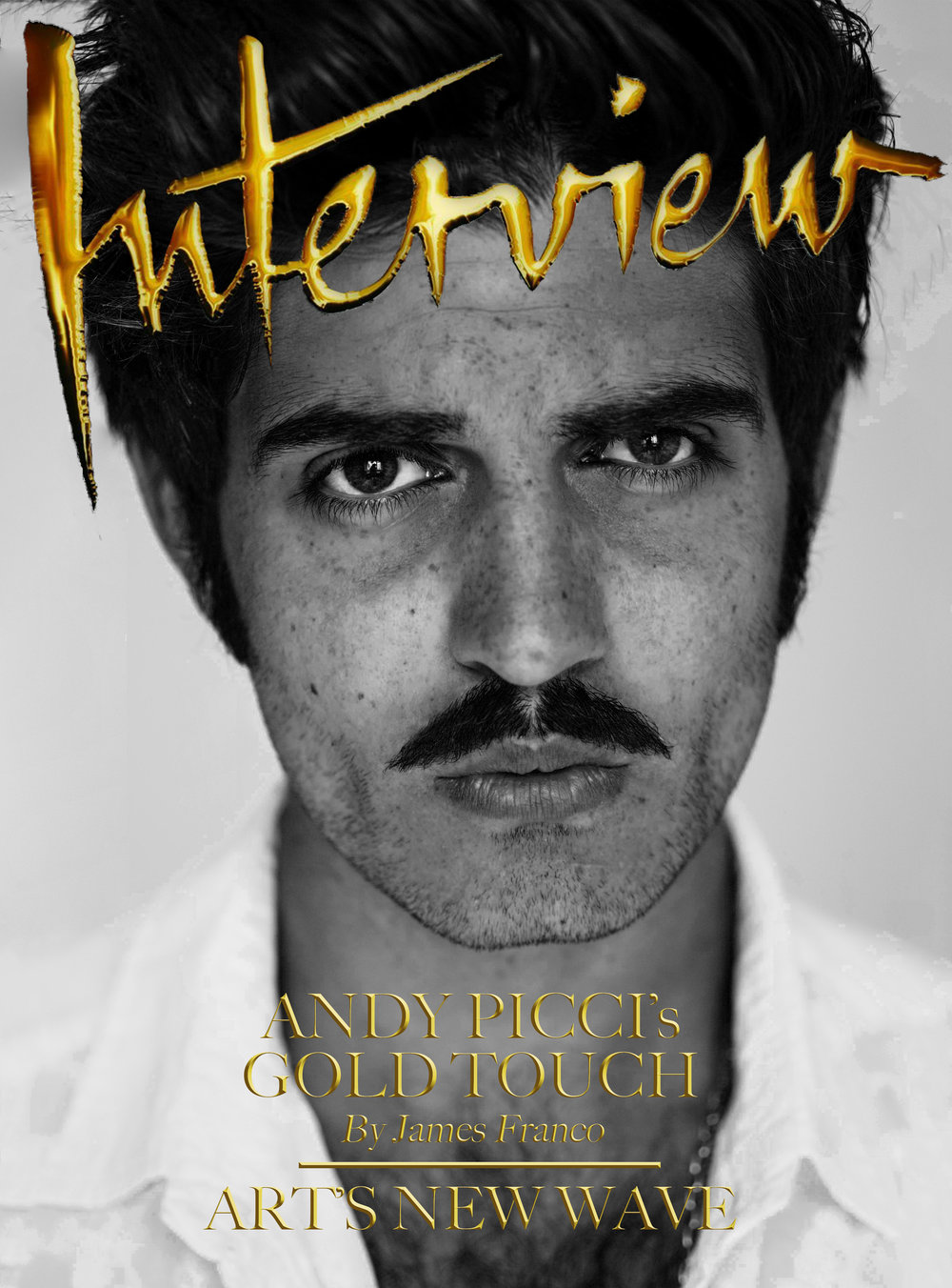 Andy Picci x Interview Magazine