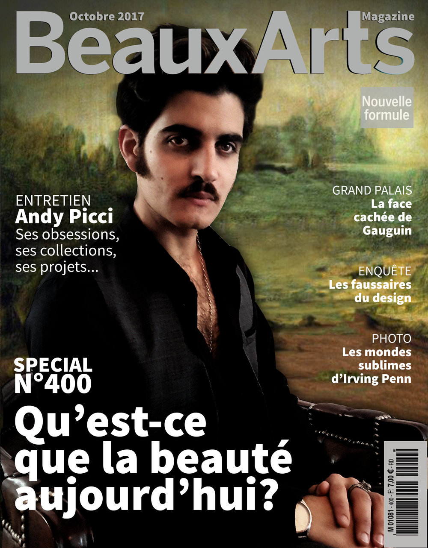 Andy Picci x Beaux-Arts Magazine