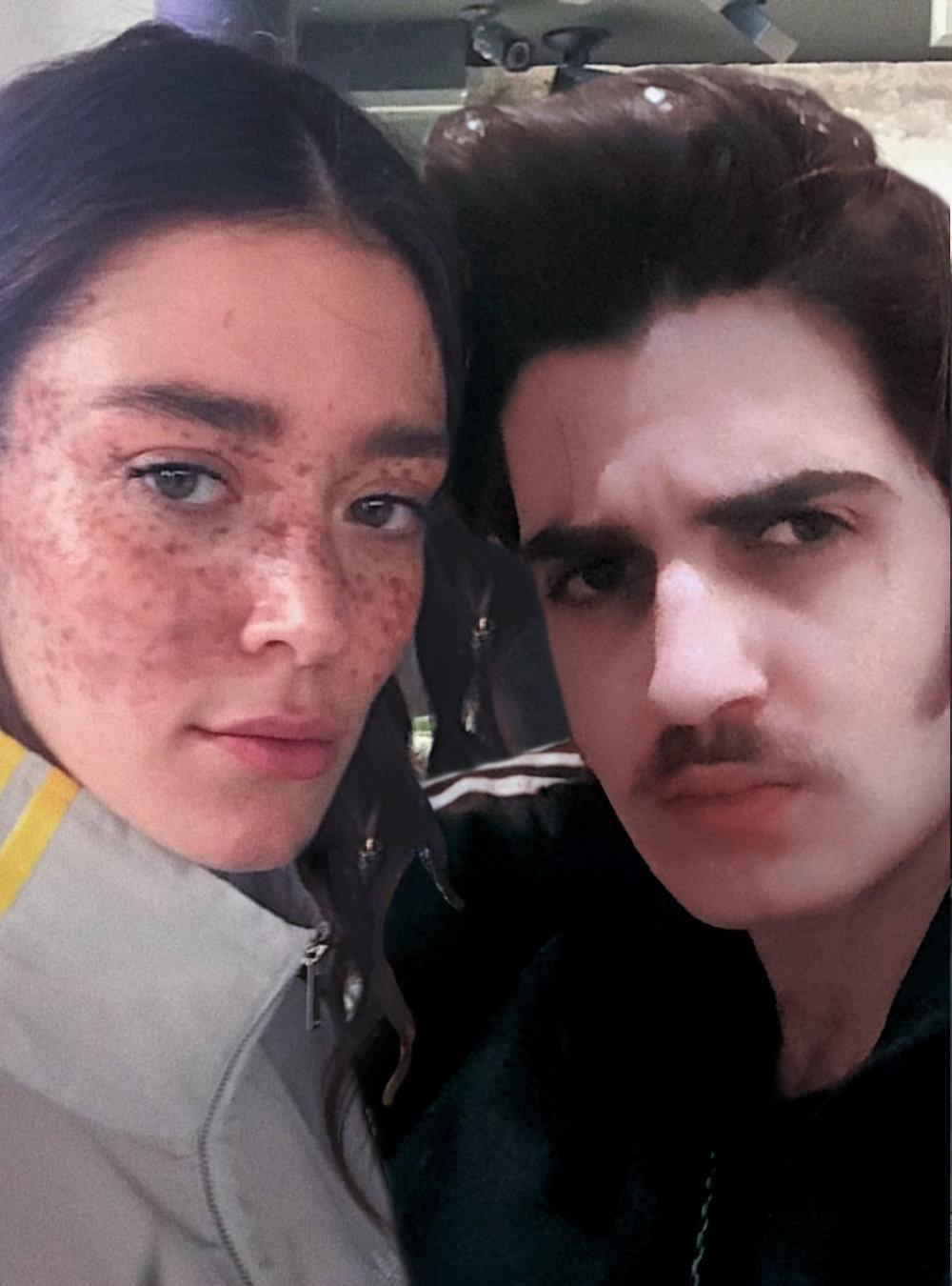 Andy Picci & Maeva Marshall