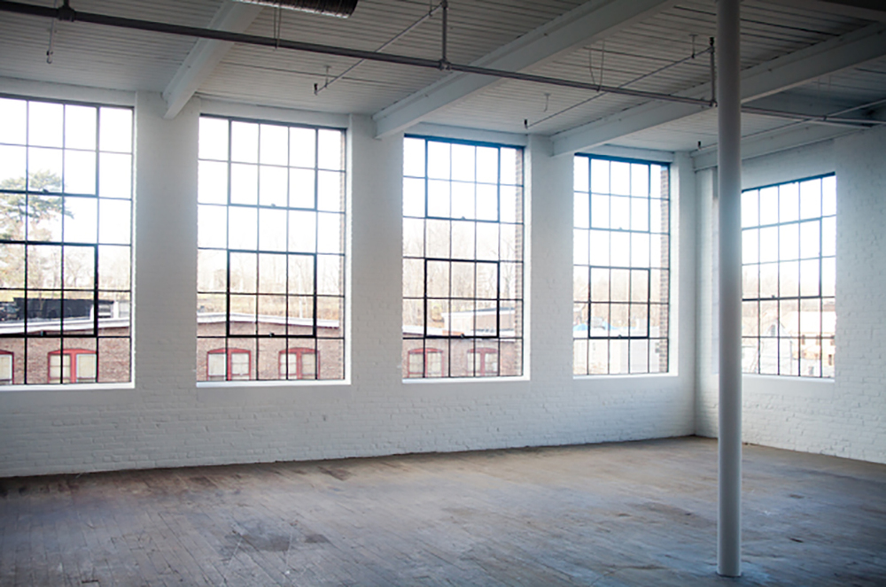 Atlas Industries Interior Design Services Studios Newburgh New York Hudson Valley Historic Industrial Building Artist