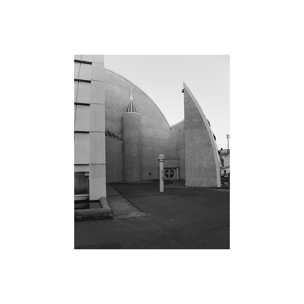 Chiesa Kolbe, Arch. Dahinden