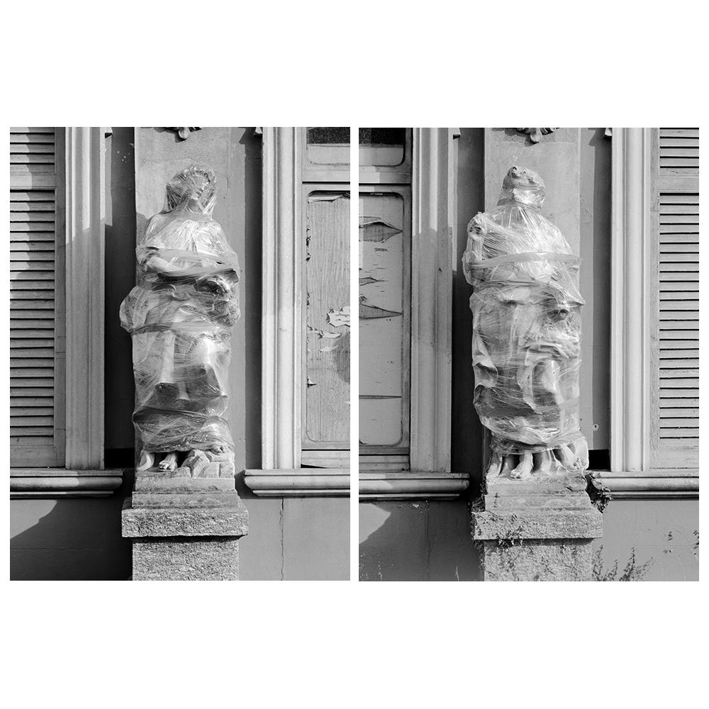 Statue all'ex-Seminario, Varese