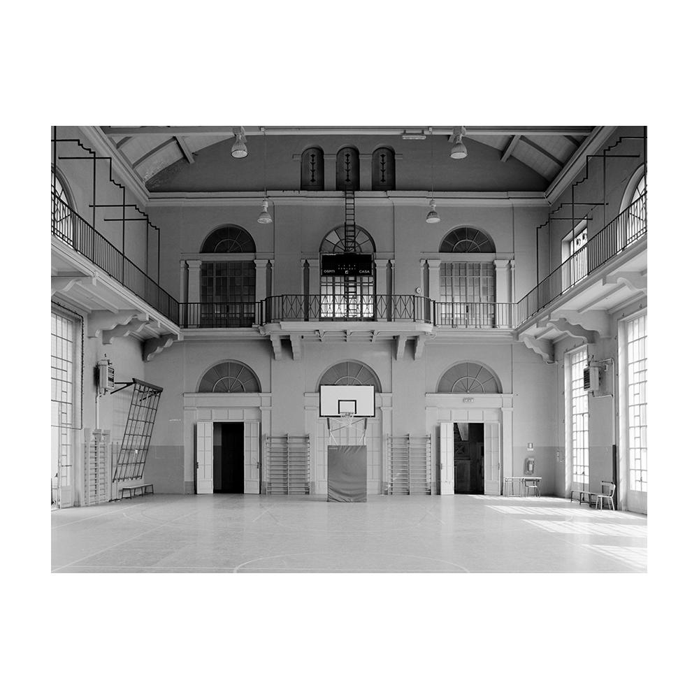 Palestra del Liceo Classico (ex ONB), Ing. Flumiani