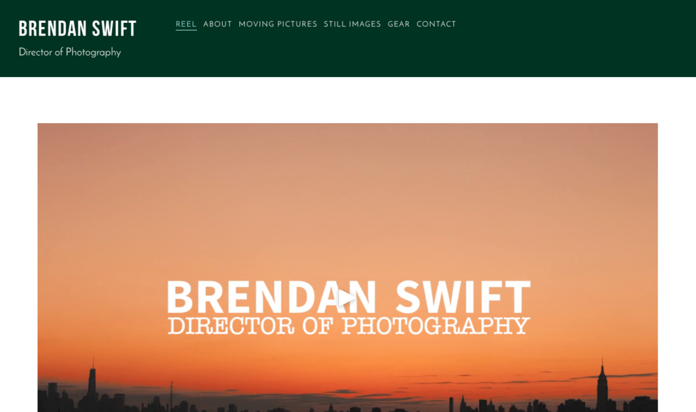 Brendan Swift