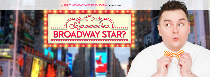 Click on the image to watch me in my original BroadwayWorld exclusive web series!