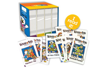Tessy and Tab Box Set