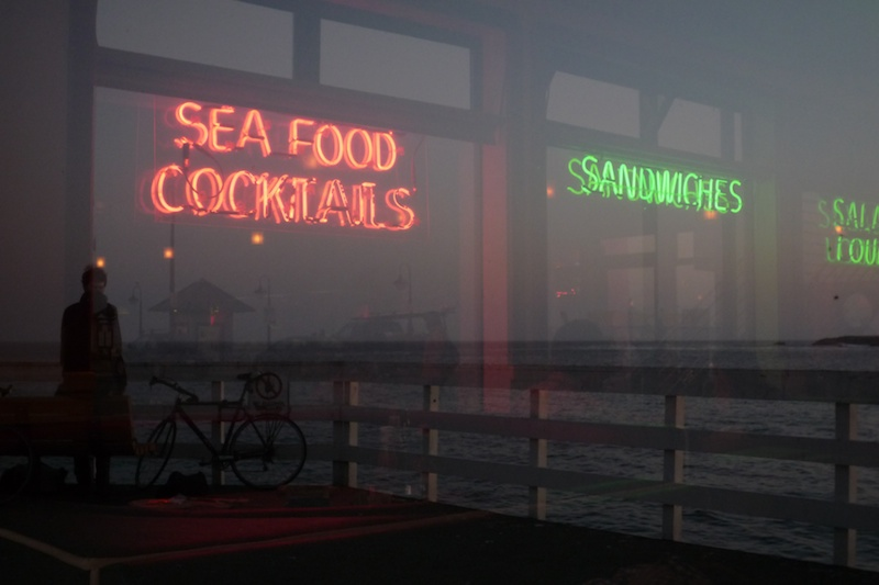Municipal Wharf, Santa Cruz
