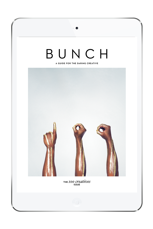 Digital Magazine Layout & Tagline Development