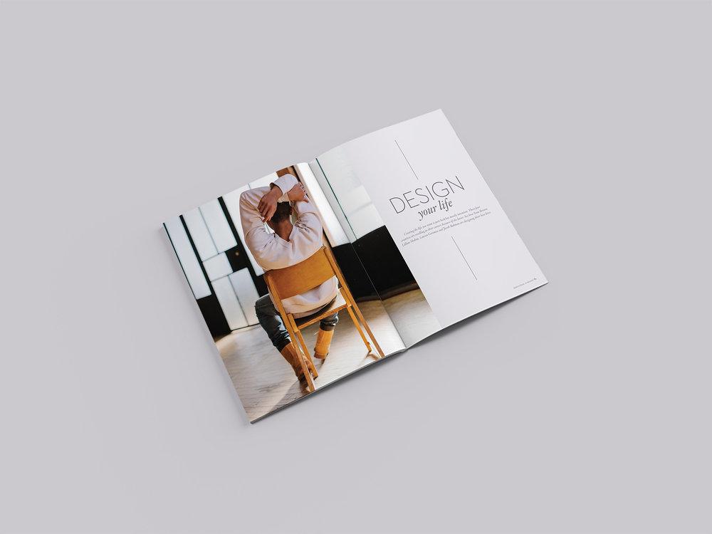 Print Layout Design
