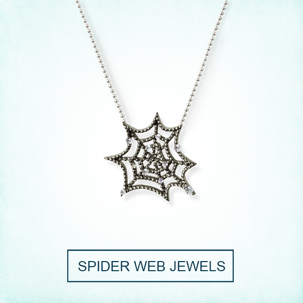 Spiderweb Jewels