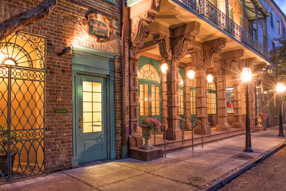Dock Street Theater | Charleston, SC