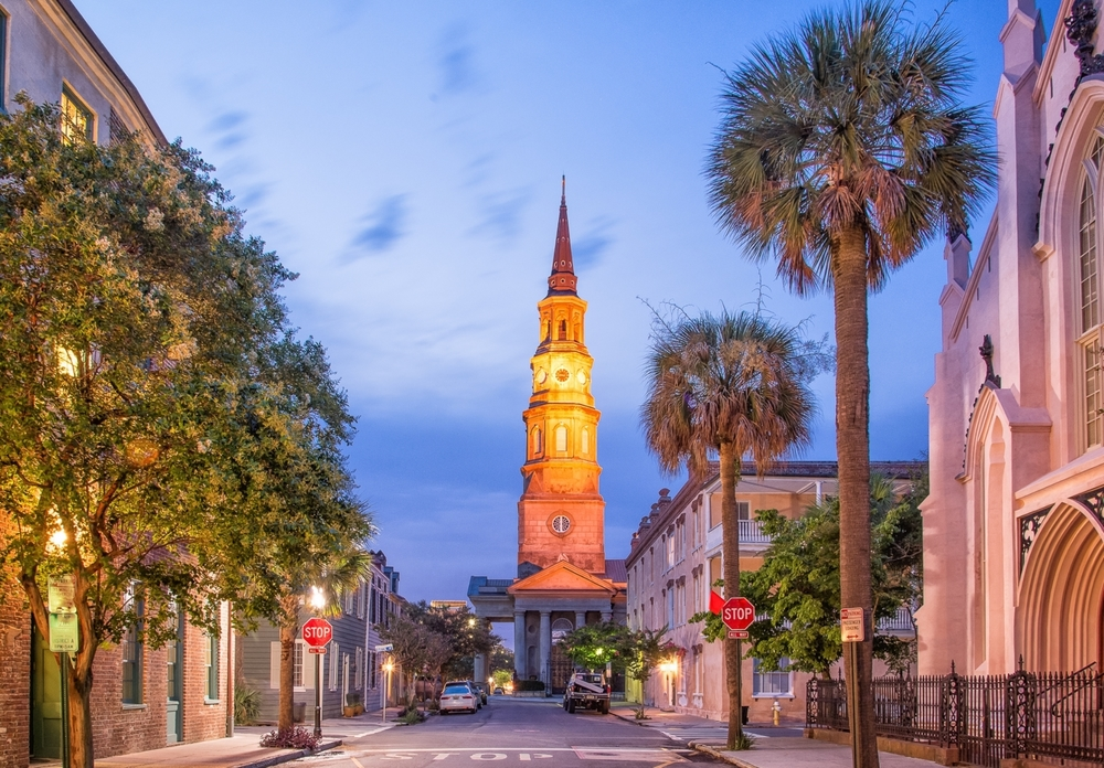 Welcome to  Tour Charleston    Buy Tickets