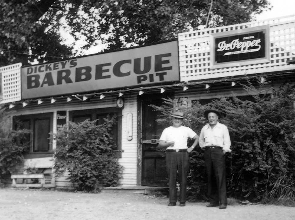 The Original Dickey's Barbecue Pit