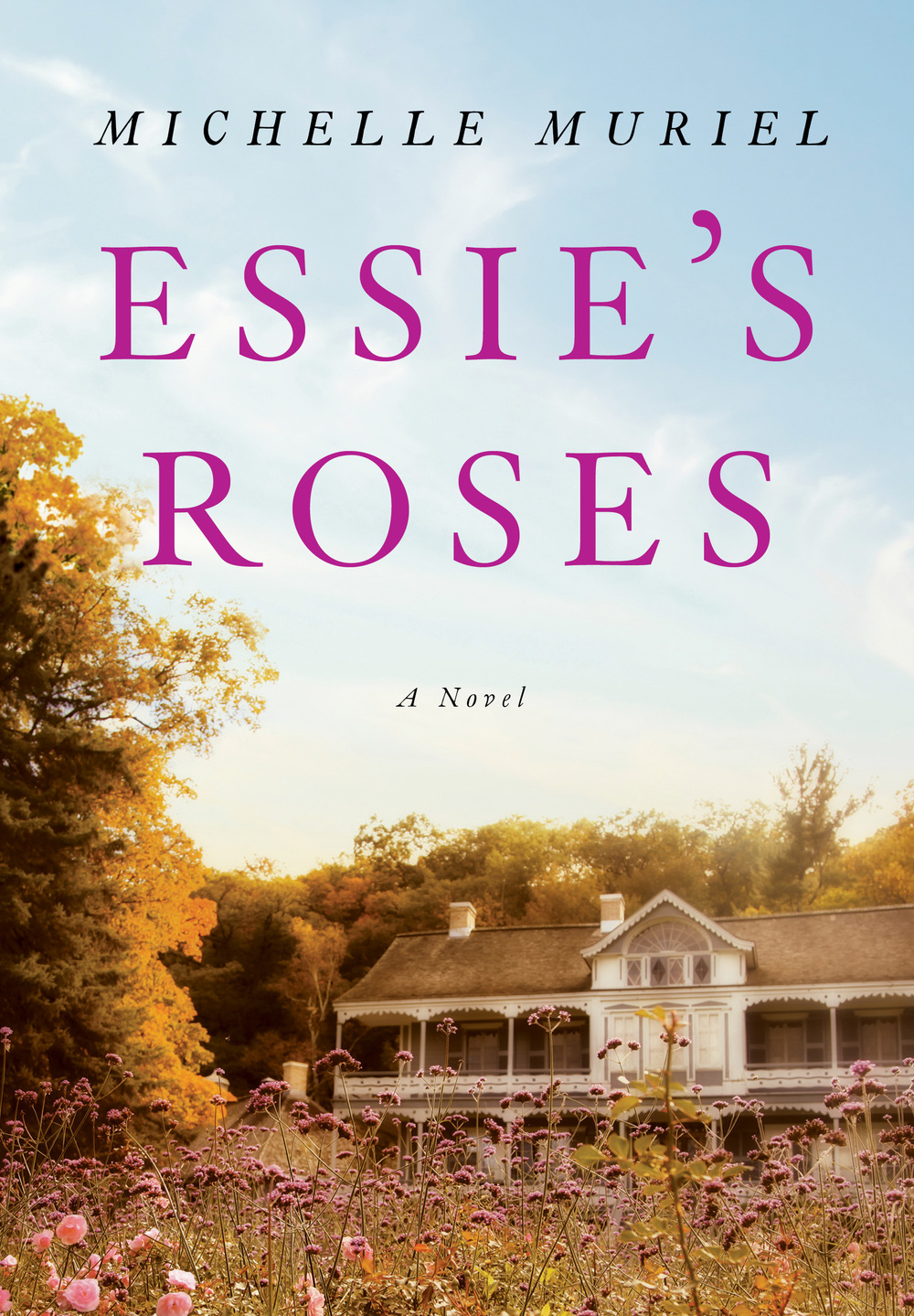 Copyrighted Material Essies Roses cover a novel by Michelle Muriel.jpg