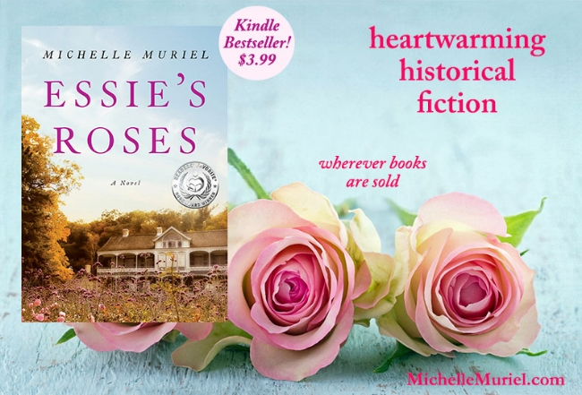 Essie's Roses Amazon bestselling historical novel by Michelle Muriel Essie's Roses is a moving historical novel about love, freedom, and the power of a dream. Visit www.michellemuriel to learn more