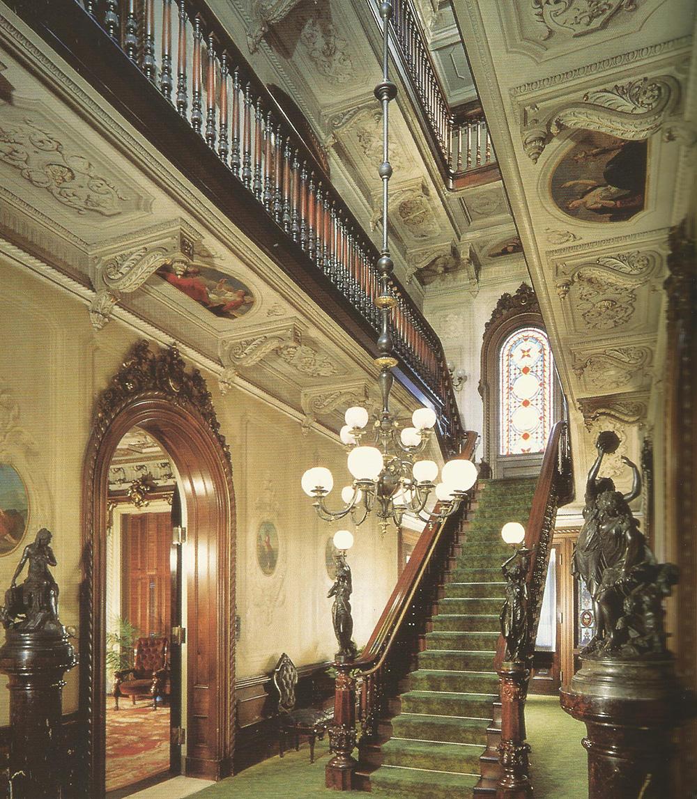 Victoria Mansion, circa 1858-1860