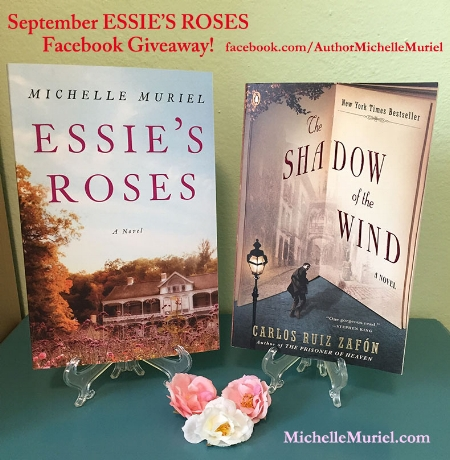 Michelle Muriel Essie's Roses Facebook Giveaway Visit www.facebook.com/AuthorMichelleMuriel to learn more