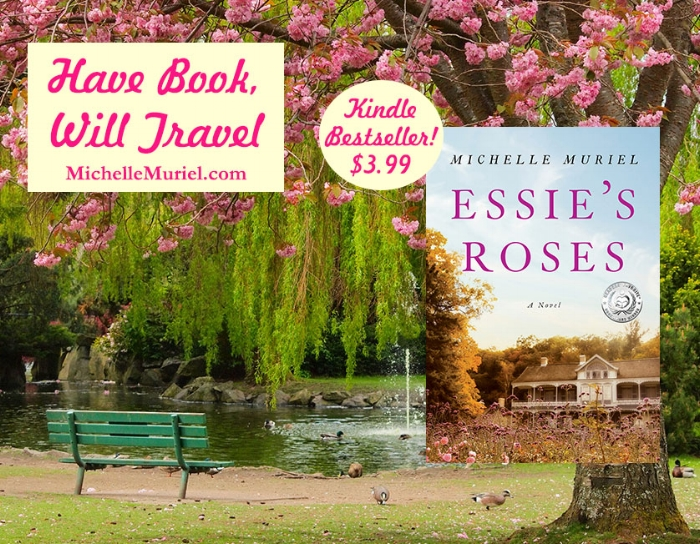 Essie's Roses is the bestselling, award-winning historical novel by Michelle Muriel On sale now. Amazon 1 Kindle bestseller To learn more visit www.MichelleMuriel.com