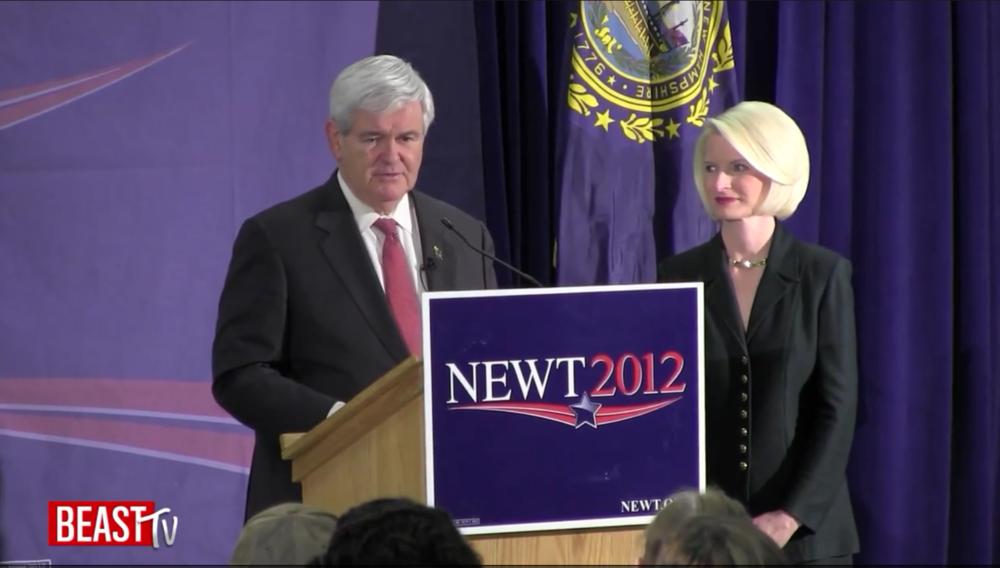2012 Campaign Trail: New Hampshire Primary